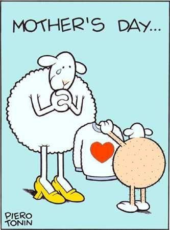 Feliz dia da Mãe!